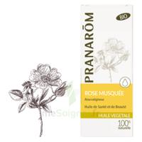 PRANAROM Huile végétale Rose musquée 50ml à TOULENNE