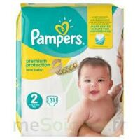Pampers New Baby T2 3-6kg à TOULENNE