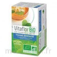 Vitaflor Bio Tisane Serenité à TOULENNE