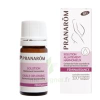 PRANAROM FEMINAISSANCE Huile de massage accouchement harmonieux à TOULENNE