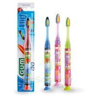 GUM TIMER LIGHT Brosse dents 7-9ans à TOULENNE