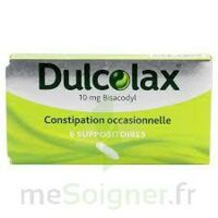 DULCOLAX 10 mg, suppositoire à TOULENNE