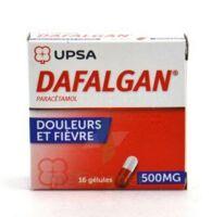 DAFALGAN 500 mg Gélules 2plq/8 (16) à TOULENNE