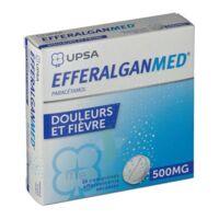 EFFERALGANMED 500 mg, comprimé effervescent sécable à TOULENNE
