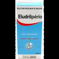 ELUDRILPERIO 0,2 %, solution pour bain de bouche à TOULENNE