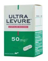 ULTRA-LEVURE 50 mg Gélules Fl/50 à TOULENNE