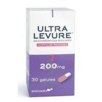 ULTRA-LEVURE 200 mg Gélules Fl/30 à TOULENNE