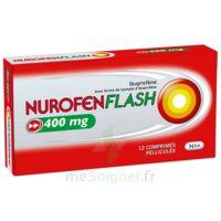NUROFENFLASH 400 mg Comprimés pelliculés Plq/12 à TOULENNE