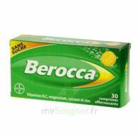 Berocca Comprimés effervescents sans sucre T/30 à TOULENNE