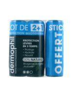 Dermophil Indien Protection Quotidienne Lèvres 4g lot de 3 à TOULENNE