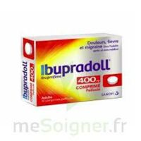 IBUPRADOLL 400 mg, comprimé pelliculé à TOULENNE