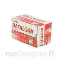 DAFALGAN 1000 mg Comprimés effervescents B/8 à TOULENNE