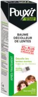 Pouxit Décolleur Lentes Baume 100g+peigne à TOULENNE