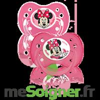 Dodie Disney Sucette anatomique silicone +6mois minnie Lot/2 à TOULENNE