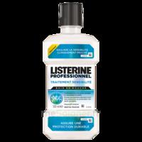 Listerine Professionnel Bain bouche traitement sensibilité 500ml à TOULENNE