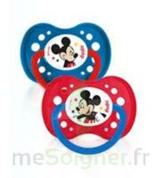 Dodie Disney sucettes silicone +18 mois Mickey Duo à TOULENNE