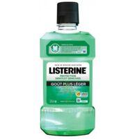 Listerine Goût plus léger 500ml à TOULENNE