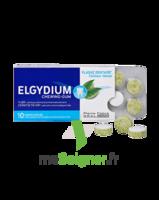 Elgydium Antiplaque Chew gum B/10 à TOULENNE