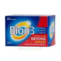 Bion 3 Défense Adulte Comprimés B/60 à TOULENNE