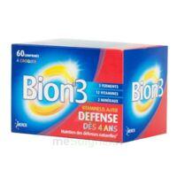Bion 3 Défense Junior Comprimés à croquer framboise B/60 à TOULENNE