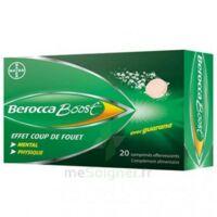 Beroccaboost Comprimés effervescents B/20 à TOULENNE