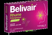 Belivair Rhume Pelargonium Comprimés pelliculés Plq/15 à TOULENNE