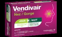 Vendivair Nez/Gorge Comprimés jour et nuit B/12+4 à TOULENNE
