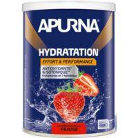 Apurna Poudre pour boisson hydratation Fraise 500g à TOULENNE