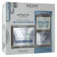 Vichy Liftactiv Suprême peau normale à mixte Coffret à TOULENNE