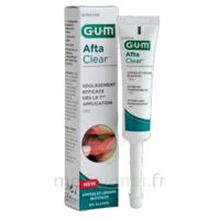 Gum Aftaclear Gel aphtes lésions buccales 10ml à TOULENNE