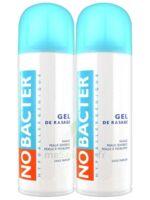 Nobacter Gel de rasage peau sensible 2*150ml à TOULENNE