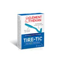 Clément Thékan Tire Tic Crochet B/2 à TOULENNE