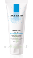 Hydreane Riche Crème hydratante peau sèche à très sèche 40ml à TOULENNE