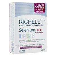 Richelet Selenium ACE Optimum 50+ Comprimés B/90+30 à TOULENNE