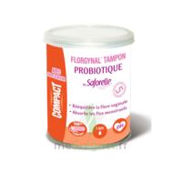 Florgynal Probiotique Tampon périodique avec applicateur Mini B/9 à TOULENNE