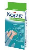 Nexcare Finger Plaster Pansements Papillon doigt B/10 à TOULENNE