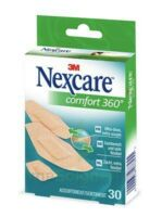 Nexcare Comfort 360° Pansement assortiment B/30 à TOULENNE