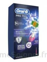 Oral B Professional Care 700 Brosse dents white and clean B/1 à TOULENNE