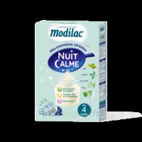 Modilac Céréales Farine Nuit calme à partir de 4 mois B/300g à TOULENNE