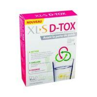 XL-S Dtox Poudre orale 8 Sachets à TOULENNE