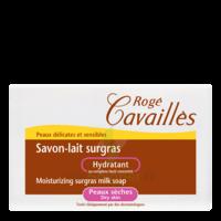 Rogé Cavaillès Savon lait surgras hydratant 100g à TOULENNE