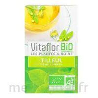 Vitaflor - Bio Tisane Tilleul 18 sachets à TOULENNE