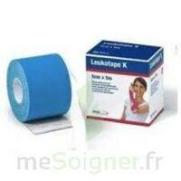 LEUKOTAPE K Sparadrap bleu 5cmx5m à TOULENNE