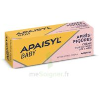 Apaisyl Baby Crème irritations picotements 30ml à TOULENNE