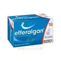 EFFERALGANMED 1 g Cpr eff T/8 à TOULENNE