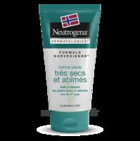 Neutrogena Crème pieds très secs et abîmés T/150ml à TOULENNE