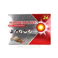 NUROFENPLAST 200 mg Emplâtre médic 4Sach à TOULENNE