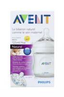 Avent Natural Biberon 125 ml 0 Mois et + à TOULENNE